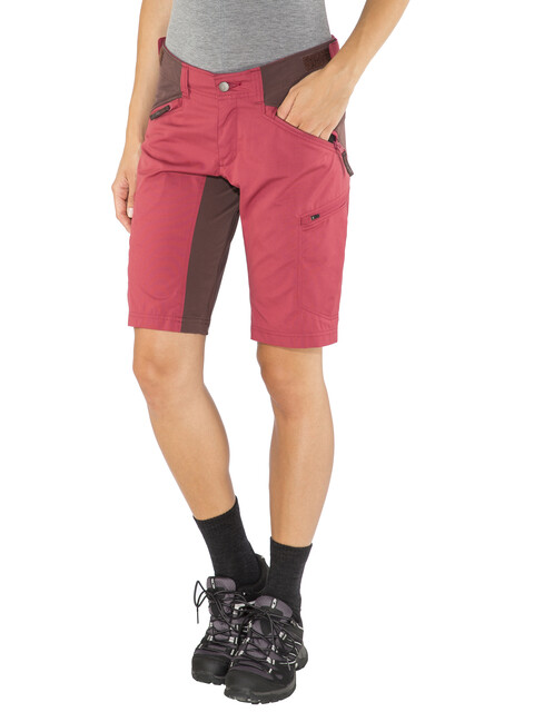 Lundhags W's Makke Shorts Garnet/Acai